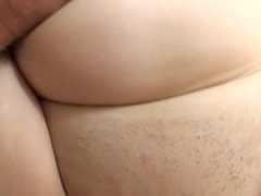 Backdoor hole of very cute slut is destroyed by huge penis