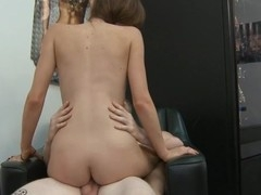 Those hawt beauties love to take up with the tongue each drop of warm cum